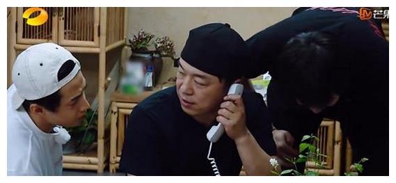黄渤接电话猜倪妮长得不好看,众人失望,何炅巧妙解围显高情商