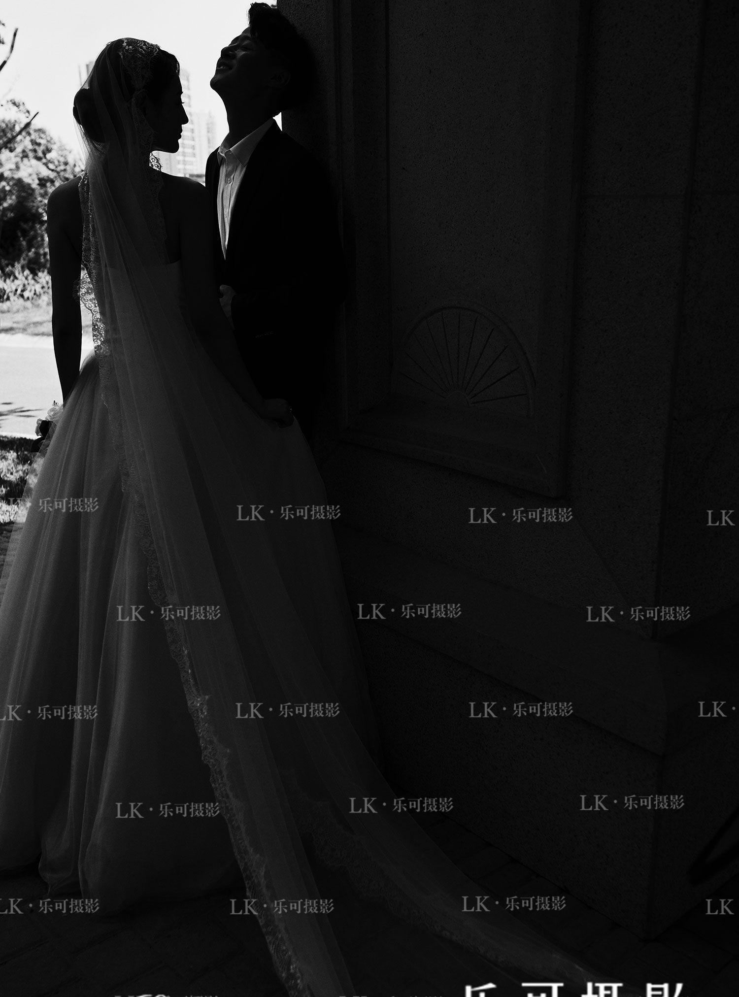 郑州乐可复古婚纱照
