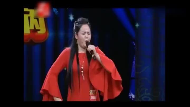 邯郸马丽娟豫剧穆桂英挂帅选段美女唱花脸真是不多见