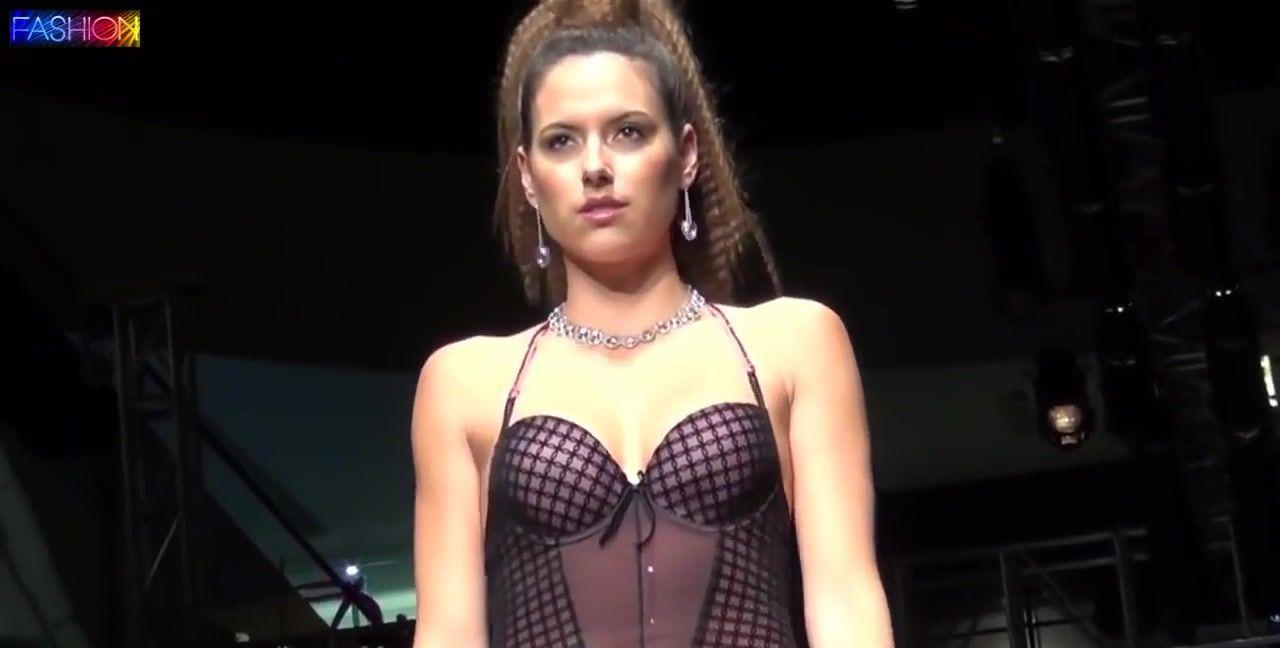 GAAIDUY JHTYENI 迈阿密时装秀,冷艳时尚,酷劲十足!
