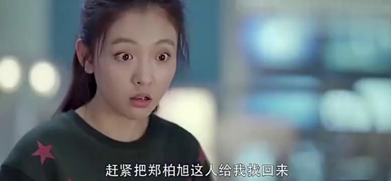杨真真立军令状,她会怎么阻止郑柏旭发微博呢?