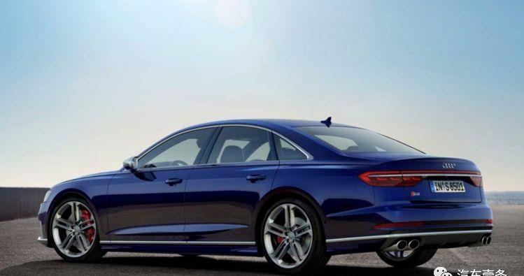 搭载4.0T双涡轮V8发动机 奥迪全新一代S8车型官图发布