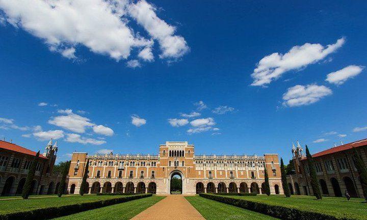 莱斯大学,美国著名私立大学、美国南方最高学府