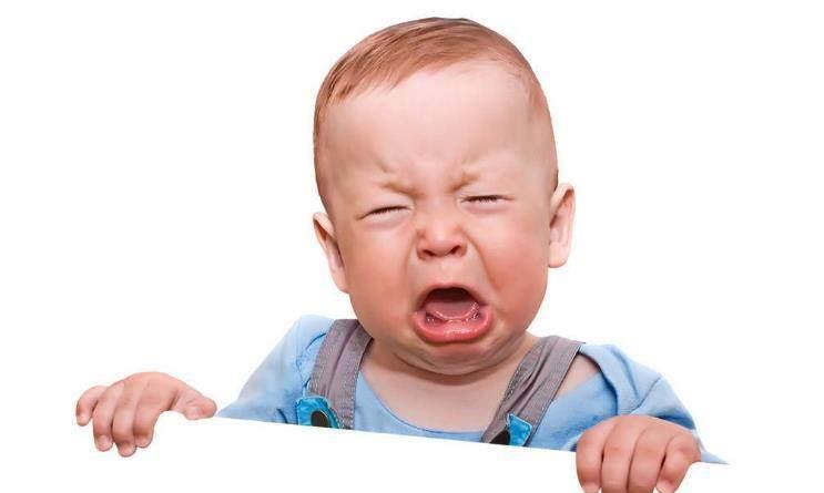 如果你的宝宝特别爱哭,用这5招轻松搞定!