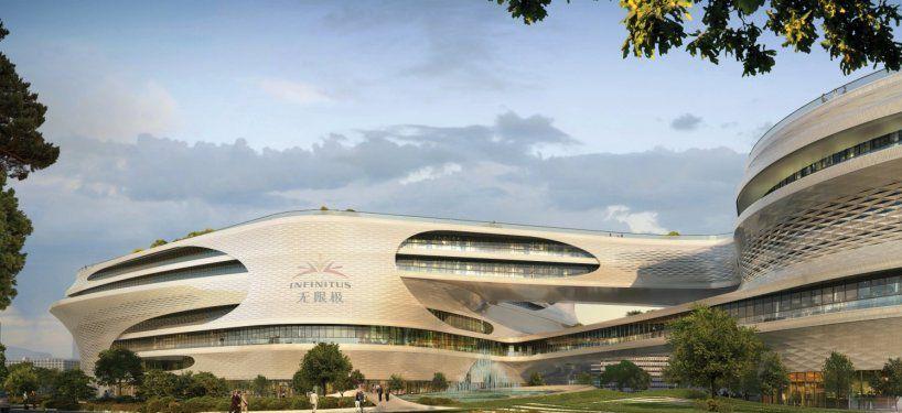 直销巨头无极限,在广州投资45亿建地标性建筑,由扎哈哈迪德设计