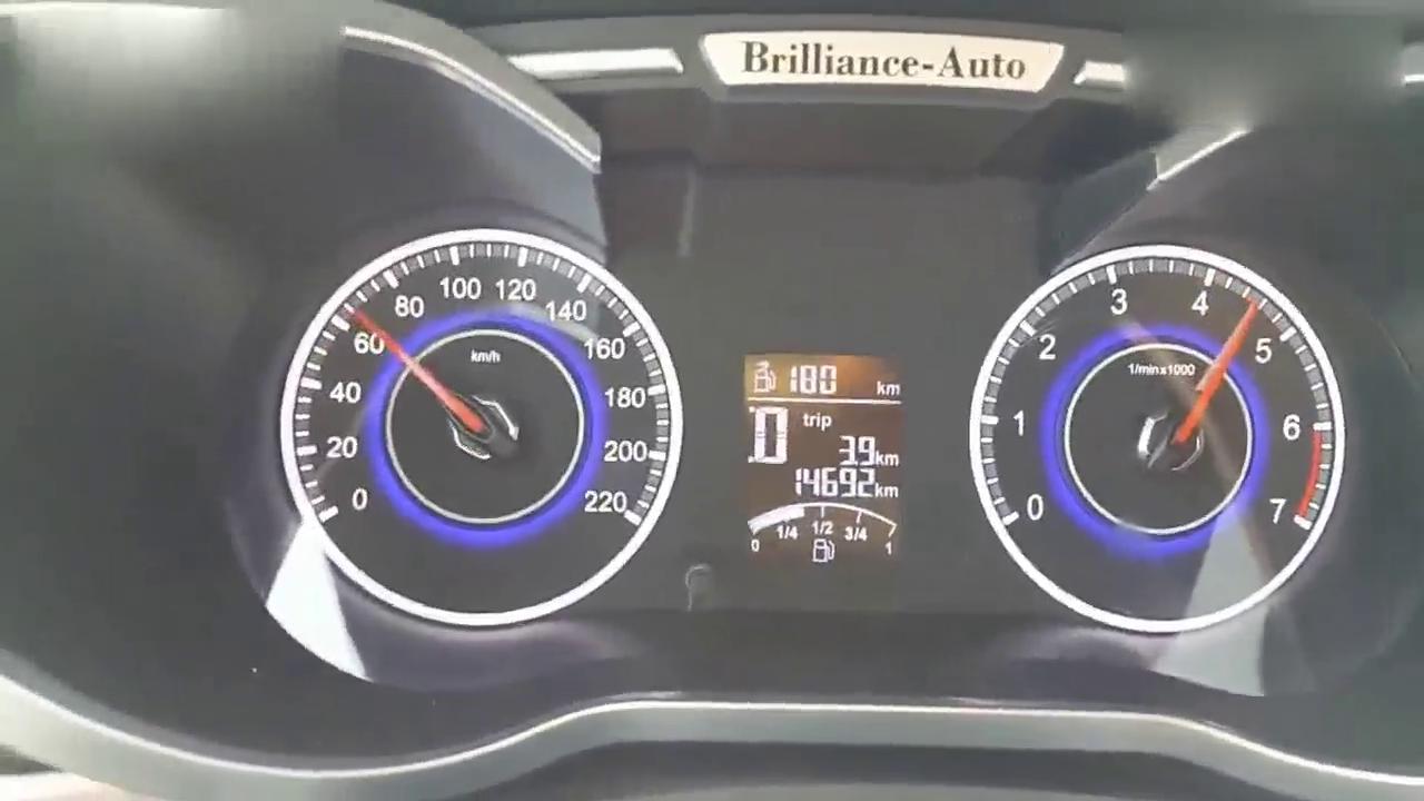 视频:中华V3 50-140kmh加速展示,过了100心有余而力不足
