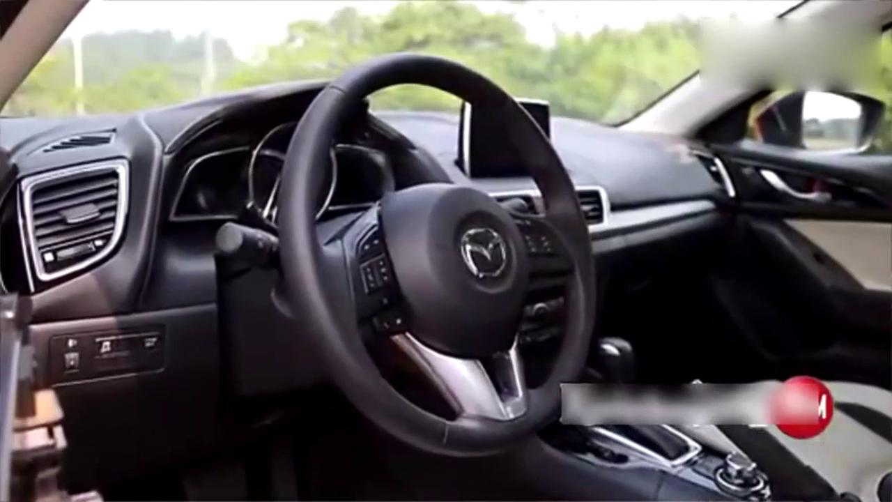 视频:马自达 Mazda 3 昂克赛拉 Axel 精解测试