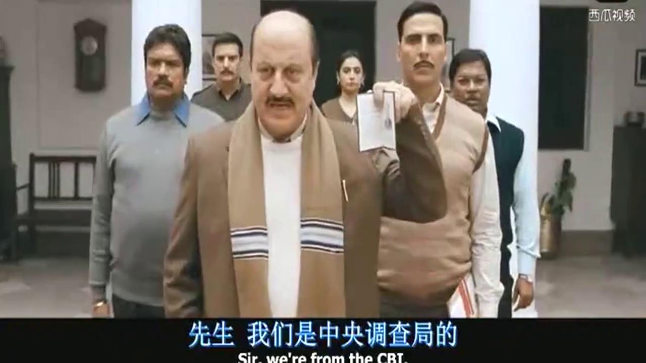 印度版《人民的名义》,这家伙不输赵德汉啊!