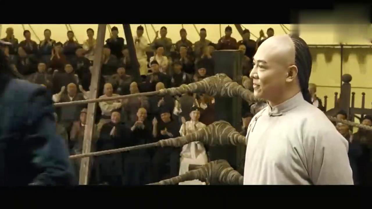 李连杰这部动作电影,打斗场面太精彩哒