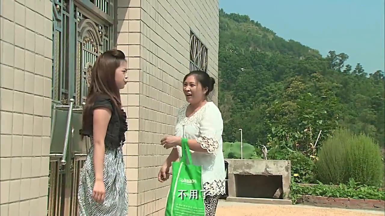 村里那些事儿:西凤找亲妈,直言姐得事你不要再管了
