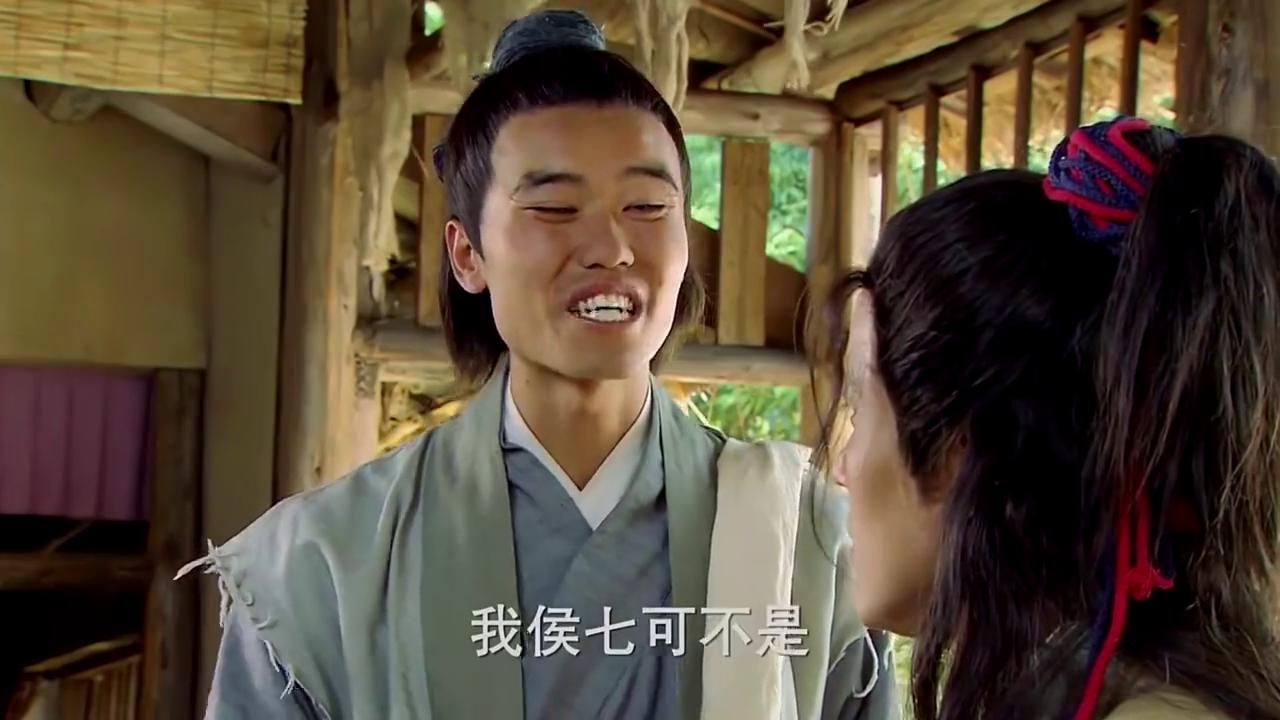 武松去景阳冈喝酒,小二却只给他三碗酒,武松气得发脾气