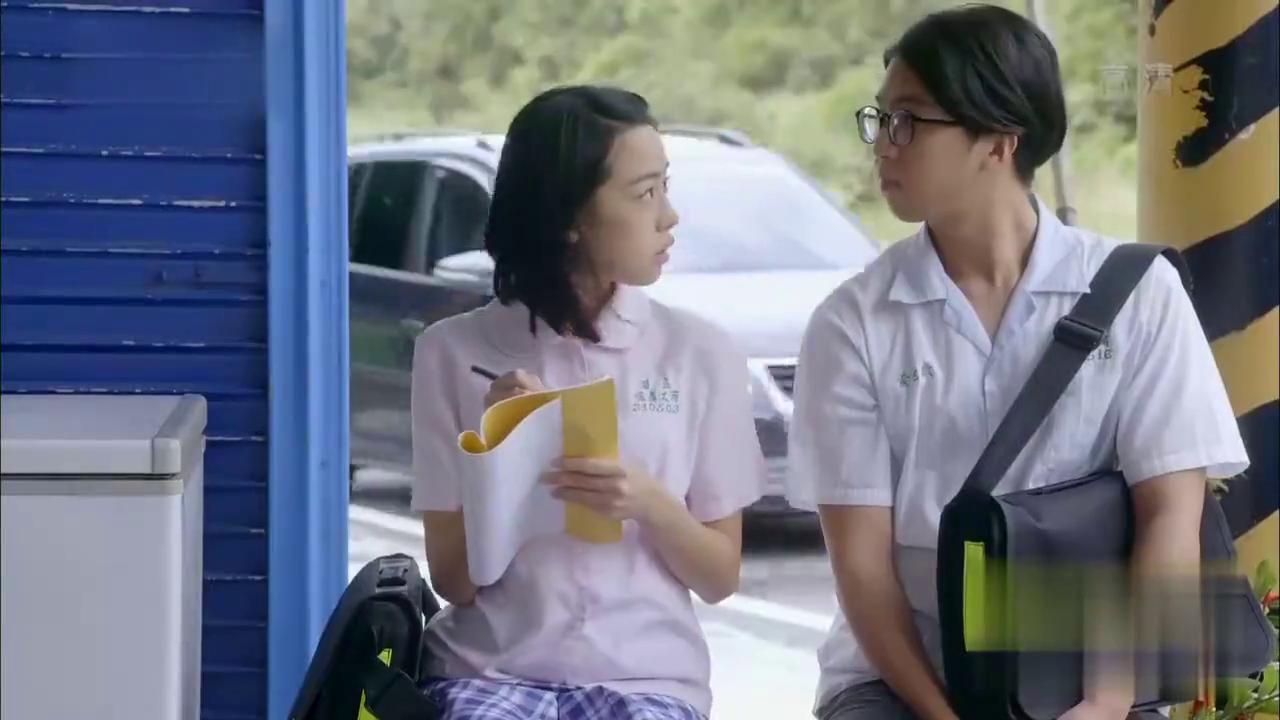 柠檬初上:小朋友落水,刘恺威捞起施救