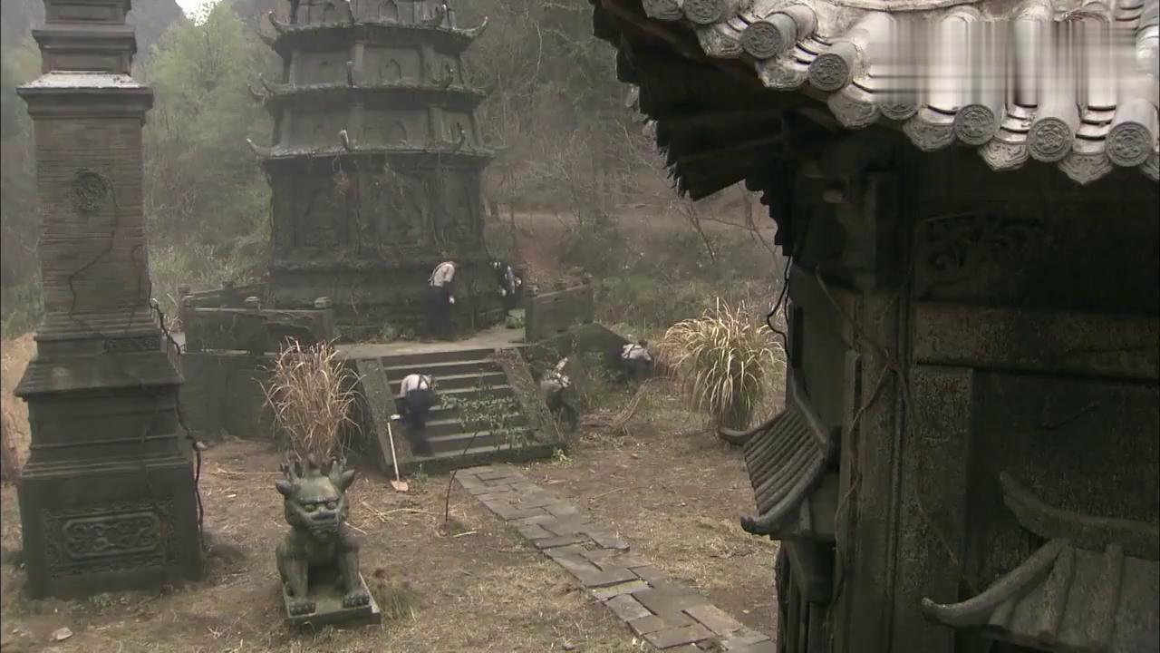 夺宝传奇:小伙得到消息,石碑已经出现,不料兄弟都被杀了