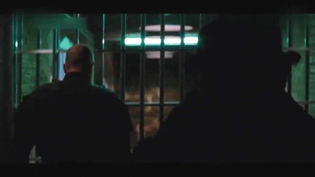 神秘人给在监狱中的小绿魔哈利,引荐团队的新成员,蜘蛛侠危险了