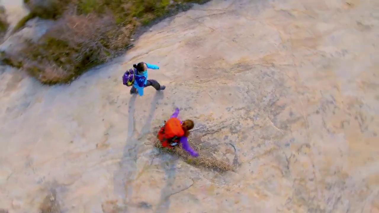 朱琦琦好心机,登山比赛的时候故意把林佳一食物丢掉,破坏比赛