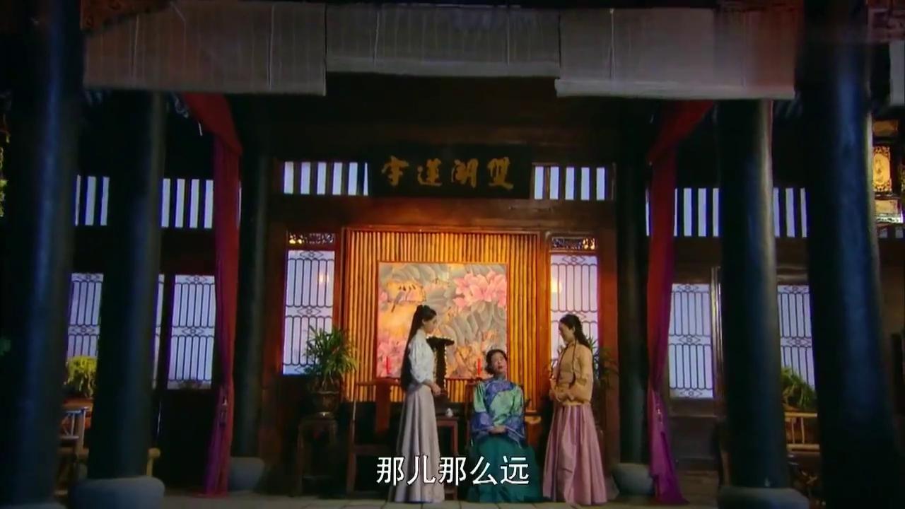 抓住彩虹的男人:周海媚不愿离开,两人劝说,江余会放他们走吗