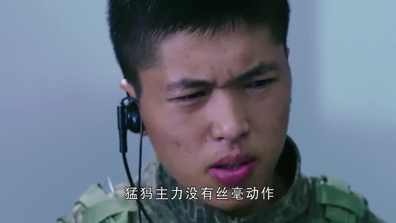 F国队和中国队派出歼击机搜查,恐怖分子用AK47冲着歼击机不断扫