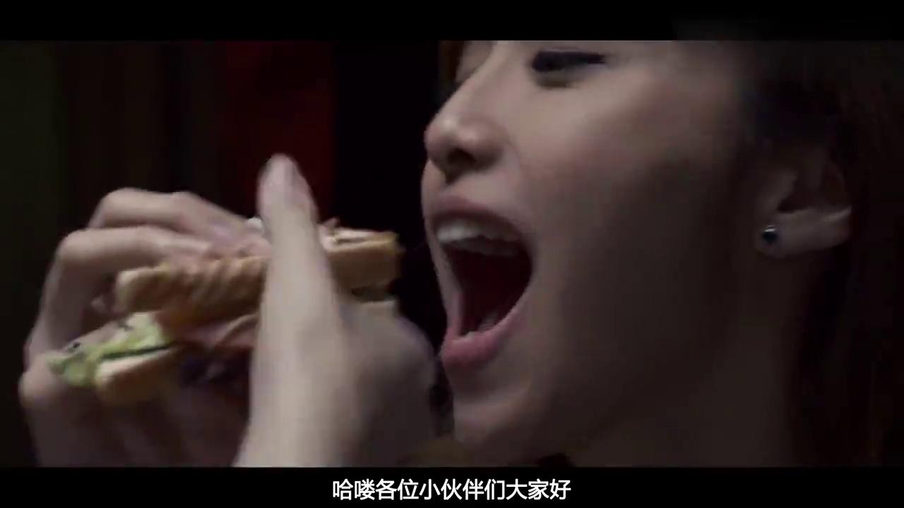 男子吃面包,阴阳眼女孩却吐了出来,因为她看到的面包是一堆虫子