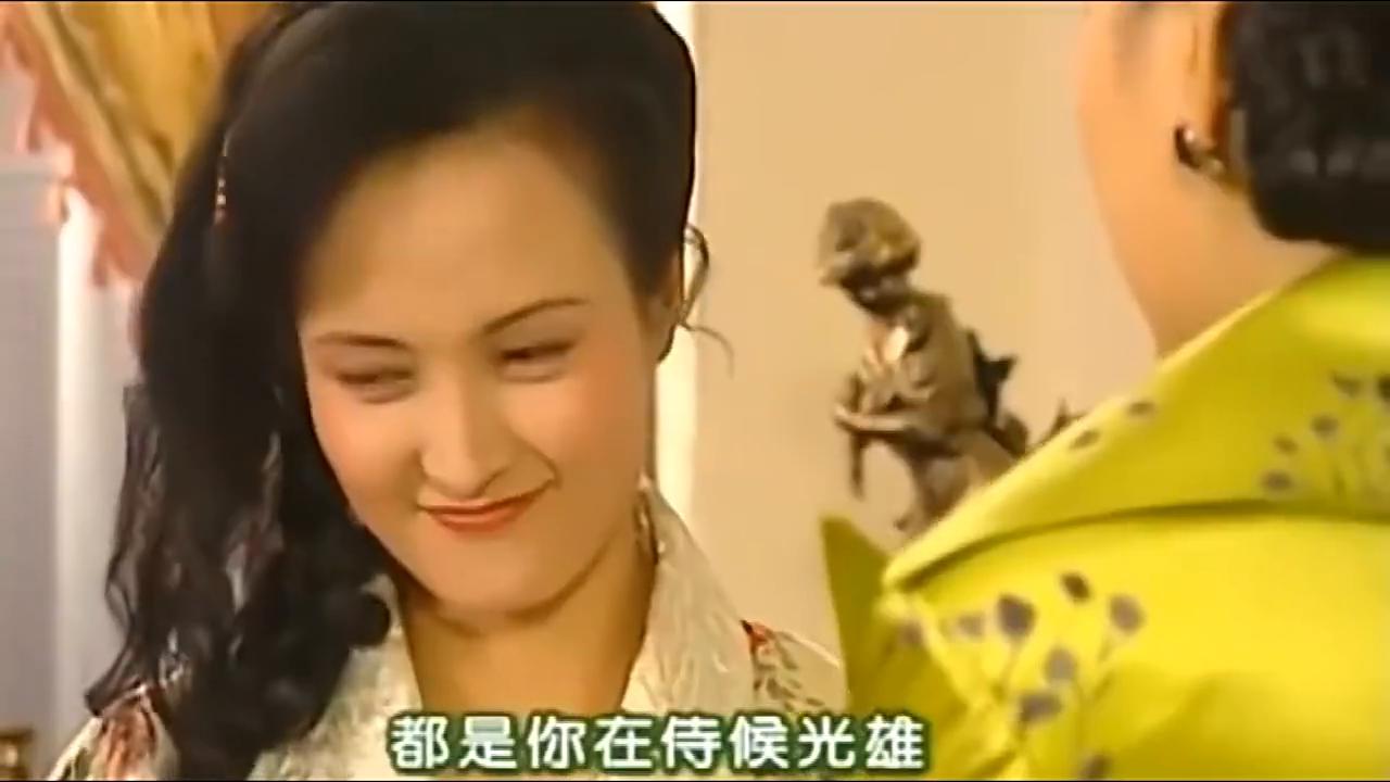 雪姨得知魏光雄找了一个年轻漂亮的女友,恼羞成怒,被魏光雄抛弃
