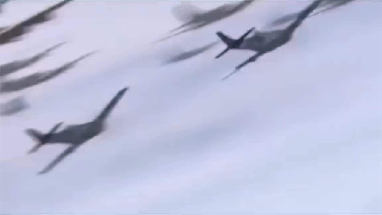 二战中最优秀的五大战斗机