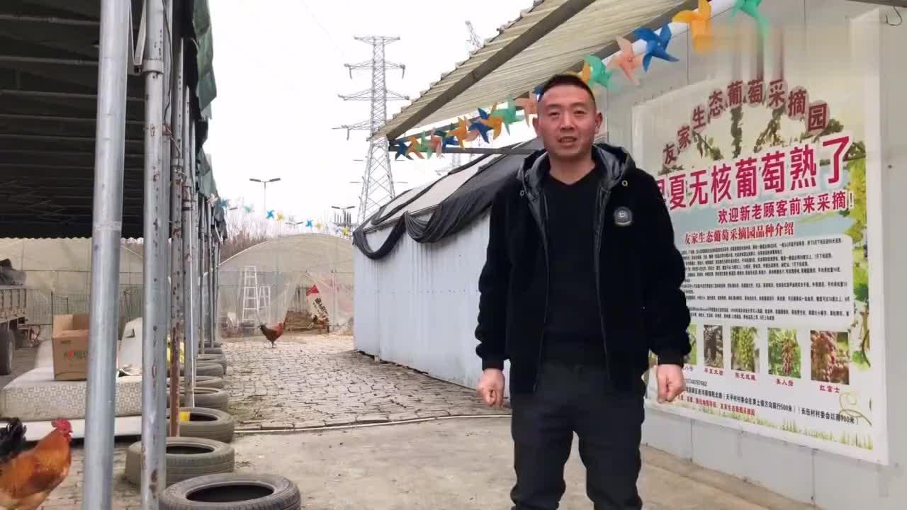 成都西河农民黄强2019年承揽了近30万的业务请工人们吃饭