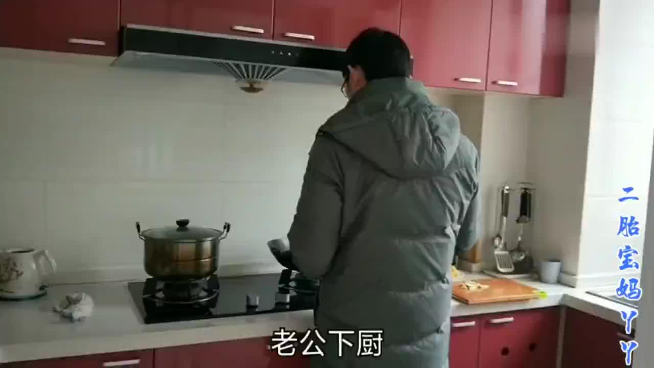 外出打工的江西夫妻自制舌尖上的中国美食营养又好吃