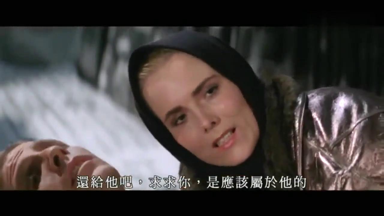 说中国科幻片不行的,看看30年前的这部科幻电影!