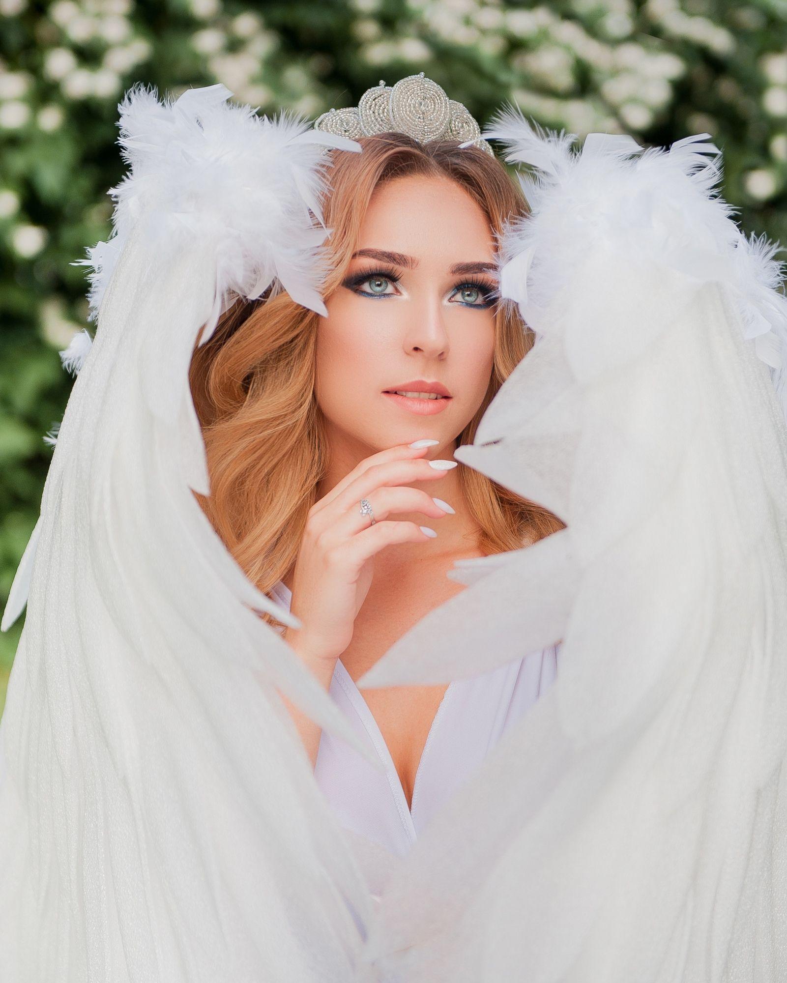 """俄罗斯电影花100万定制""""维密""""天使女孩,要与超模""""大kklol翅膀电影中天堂如何下载图片"""