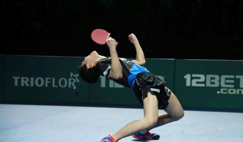张本智和伤势恢复超预想,表示世乒赛要赢中国队,网友认为说太早