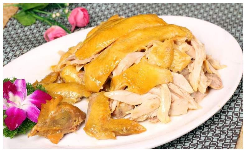 盐焗手撕鸡,超好吃的鸡肉做法!喜欢的宝宝可以收藏起来