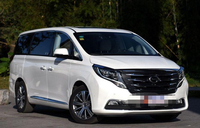 广汽乘用车-传祺GM8,外形显着沉稳大气,车身看起来极具现代感