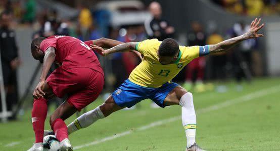 差距太大!五星巴西横扫洪都拉斯直指美洲杯冠军