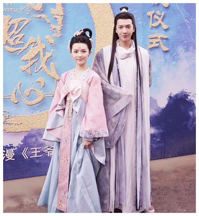 廖慧佳新戏造型粉嫩可爱,比《双世宠妃2》中的蓝夜汐还美?