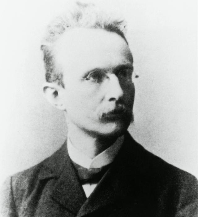 量子理论之父——普朗克,颜值爆表,还获诺贝尔奖