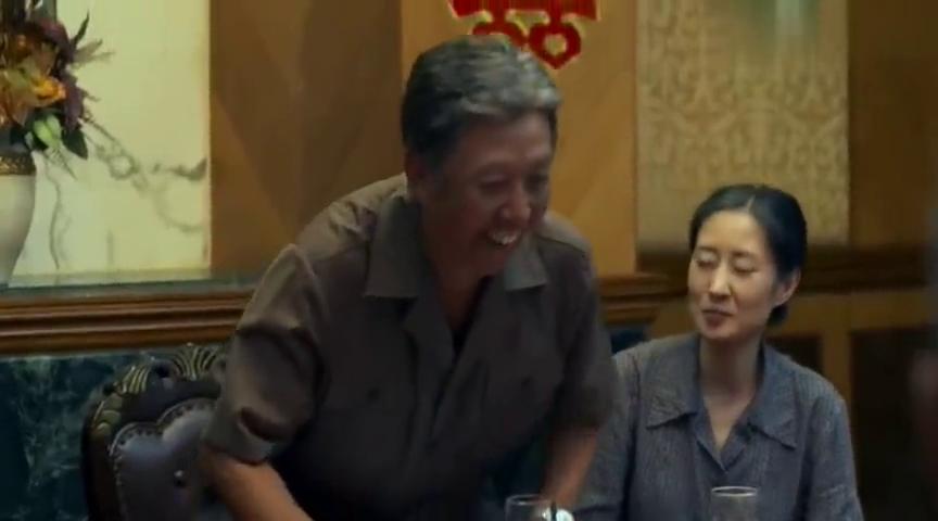 王海洋江亚飞婚礼很热闹,德华负责搞笑,安杰负责煽情