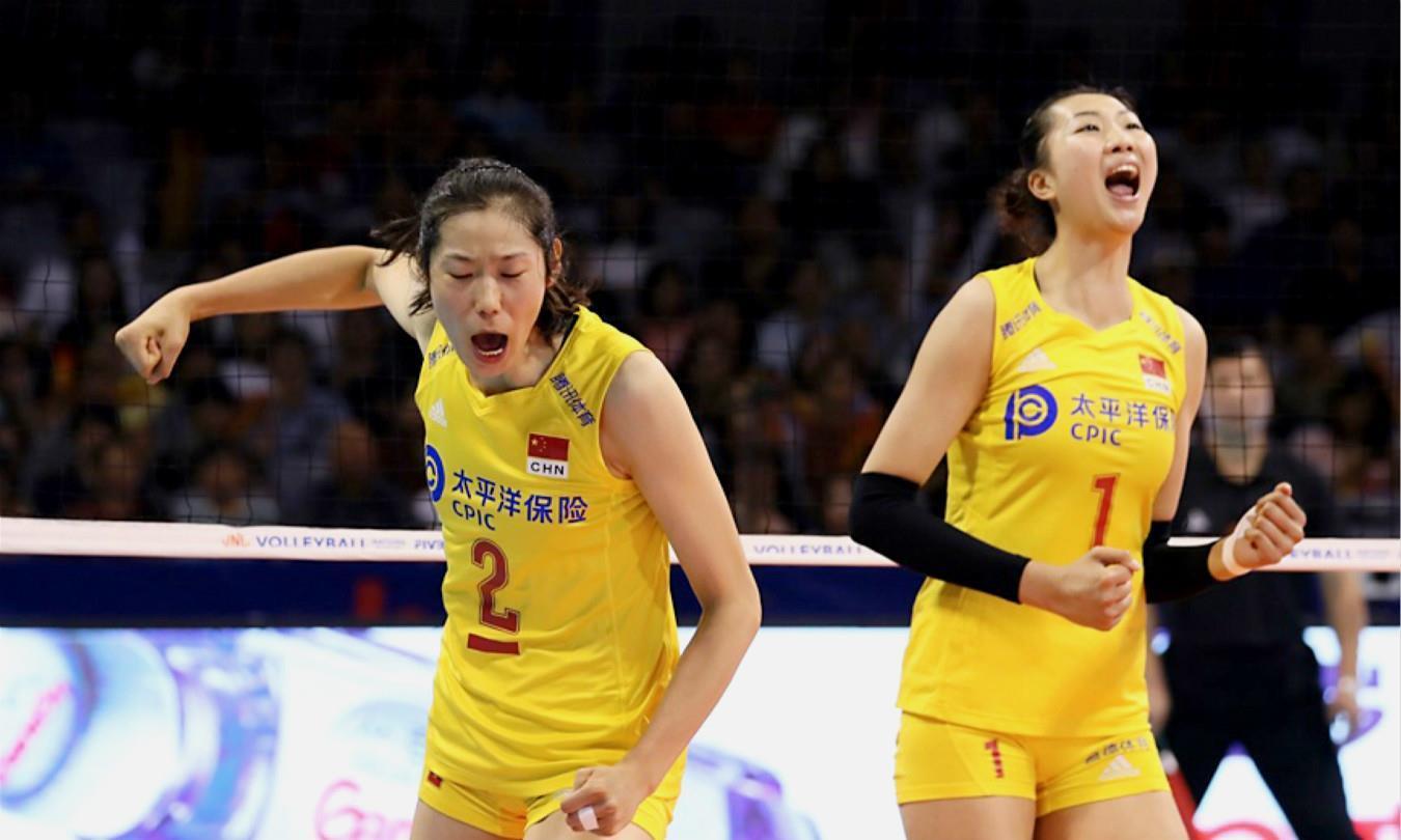 女排世界杯中国首战韩国谁会落选14人名单刘晏含杨涵玉最有可能