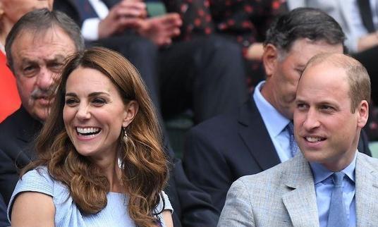 温网总决赛不止有凯特王妃,漫威两男神、JJ和众明星也排排坐