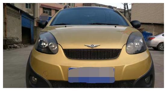 花2万买二手瑞麒M1,只因车标酷似宾利,被朋友讽刺天天开豪车