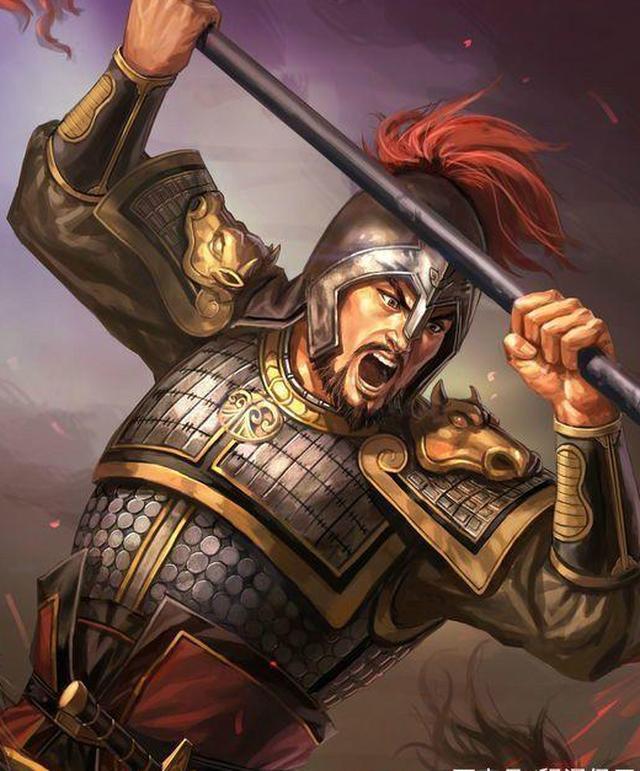 曹操帐下的外姓第一将领,在三国演义却被演化为文弱谋士