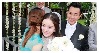杨幂林心如陈妍希结婚的捧花给了谁