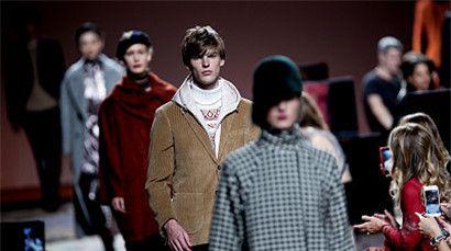 2019春夏马德里时装周:Roberto Verino品牌秀场