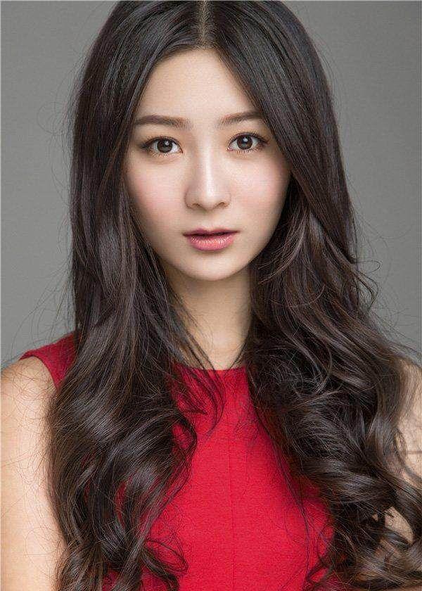 中国氧气少女张维娜清新温婉美图精选