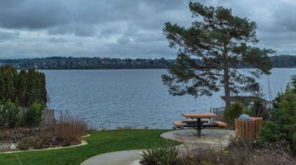 比尔盖茨价值一亿美元的豪宅位于西雅图,最贵的富豪区却在墨瑟岛