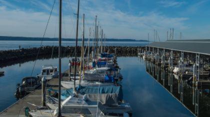 寻找一个不一样的景点,西雅图的天堂普捷特湾