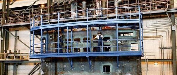 美国海军下一代核潜艇反应堆技术