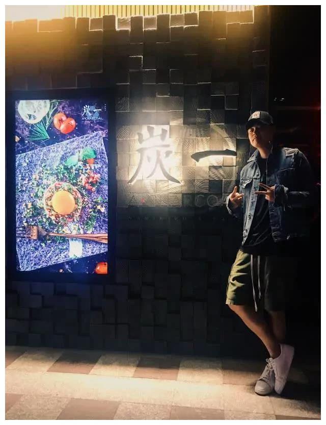 吃货陈赫捧场杨颖海鲜店,账单图片,吓坏大波网友!