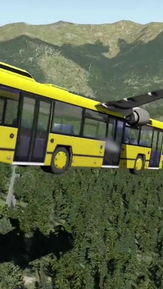未来的飞行汽车,去哪里都可以去不用修公路