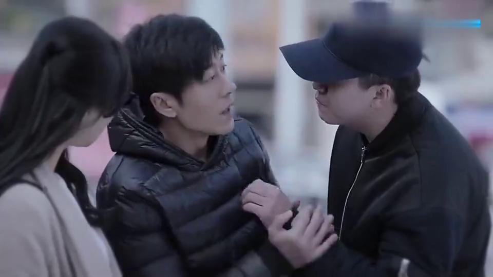 卧底归来:郭少欣的一句因为他是警察,瞬间让人泪目!