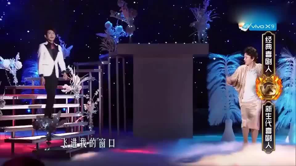 王牌对王牌贾乃亮王源表演节目毛阿敏惊喜现身全场沸腾