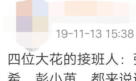 章子怡李冰冰争孟美岐,徐静蕾预定李庚希,接班人成大花抢夺战?